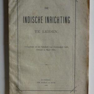 De Indische Inrichting te Leiden